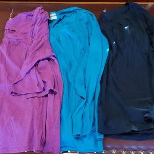 (3) Old Navy Women's 2X Soft Tee Shirts Plus Sizes